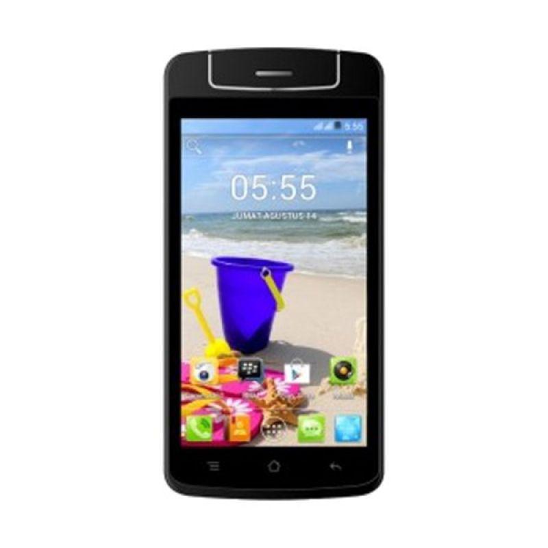 Asiafone Asiadroid AF9909 Hitam Smartphone