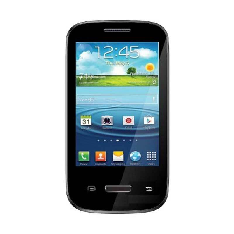 Asiafone Slim AF977 Hitam Handphone