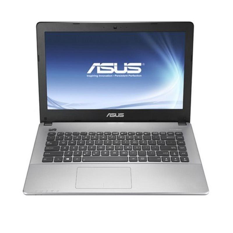 Jual Asus A455LD WX101D Hitam Notebook 14i5 4210U 500 GB