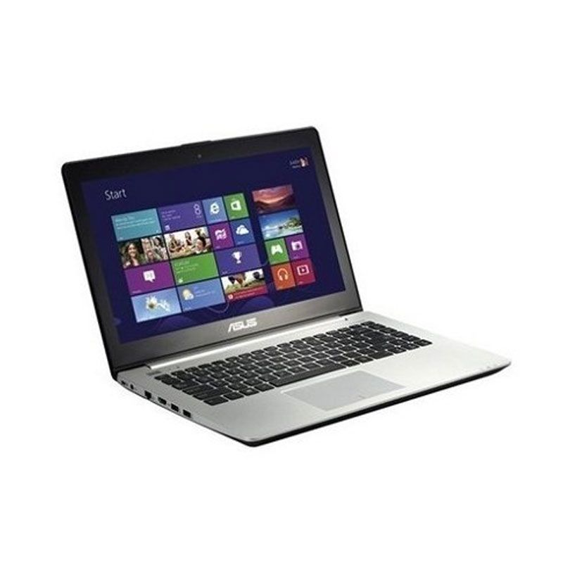 Asus A455LJ-WX030D i3 White Notebook