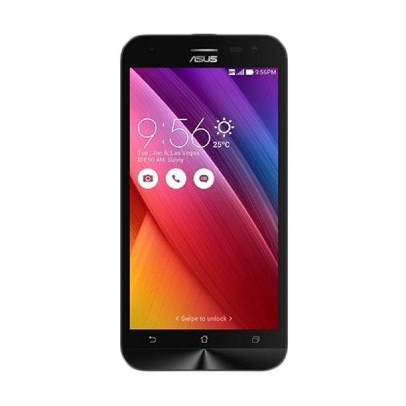 Asus Zenfone 2 Laser ZE500KG Merah Smartphone [ROM 8 GB]