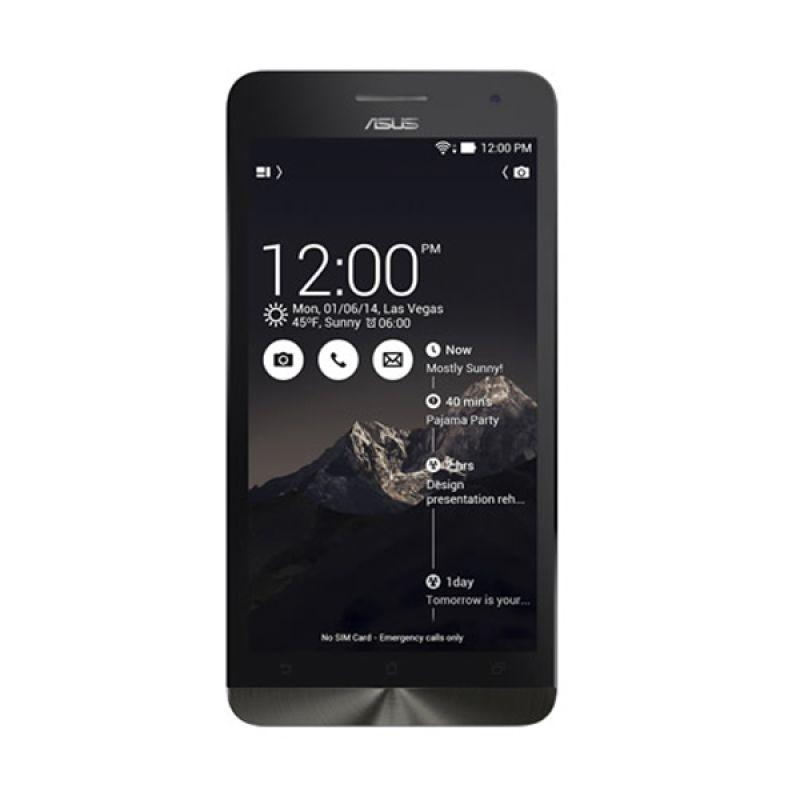 Asus Zenfone 6 Putih Smartphone [16 GB/RAM 2 GB]