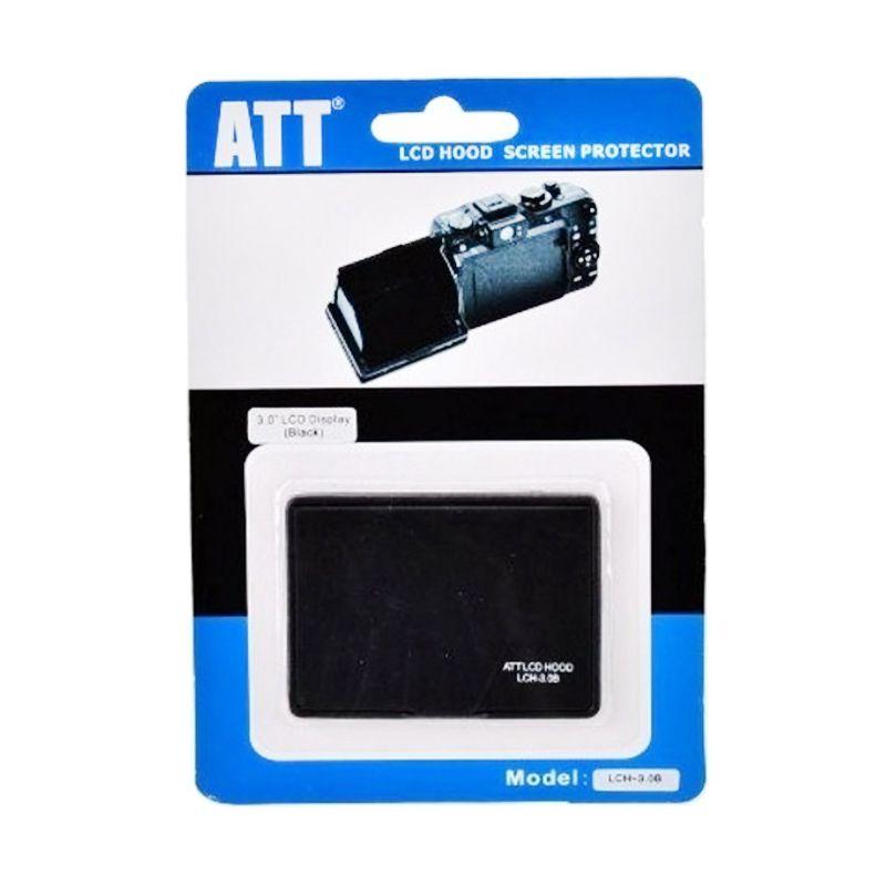ATT LCH 3.0B Hitam LCD Hood