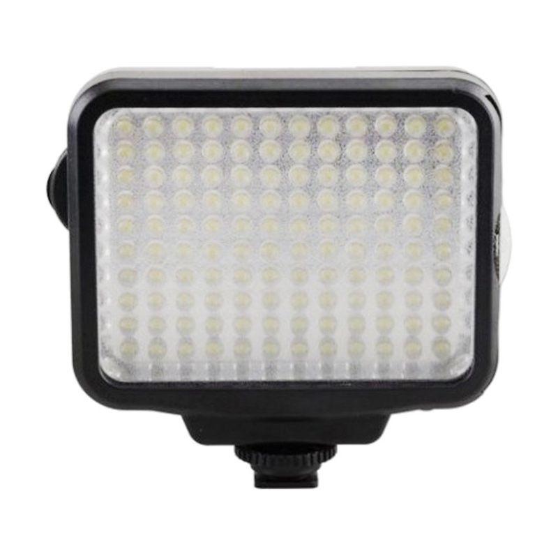 ATT LED VL-25 Hitam Aksesoris Kamera