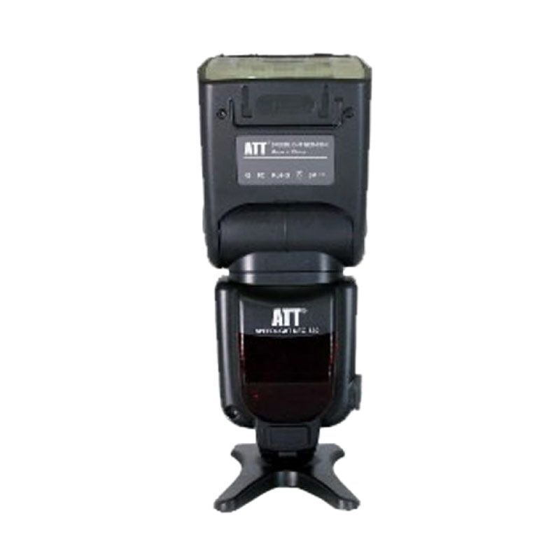 ATT Neo-830 Hitam Flash Kamera for Nikon