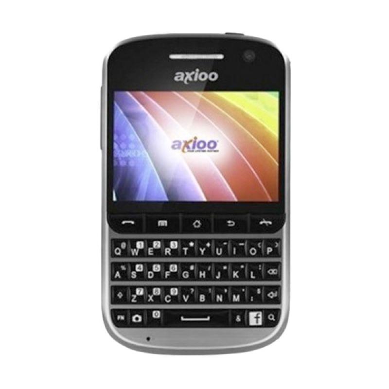 Axioo Picophone 2 GBC Hitam Smartphone