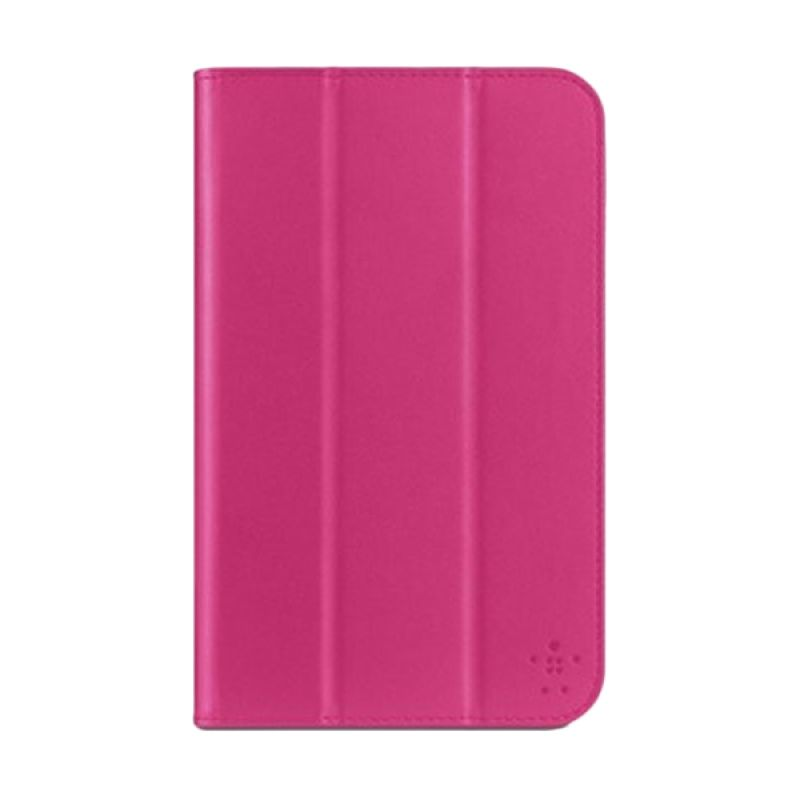 Belkin Tri-Fold Smooth Pink Casing for Galaxy Note 8
