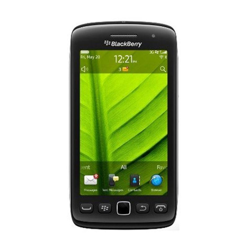 Blackberry Monza 9860 Hitam Smartpone