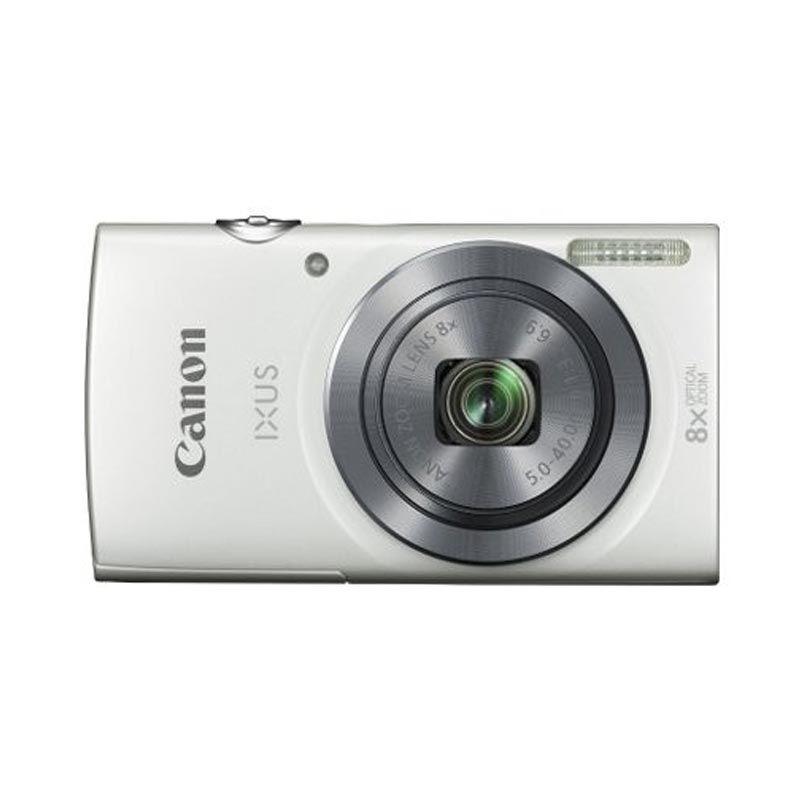 Canon Ixus 160 Putih Kamera Pocket