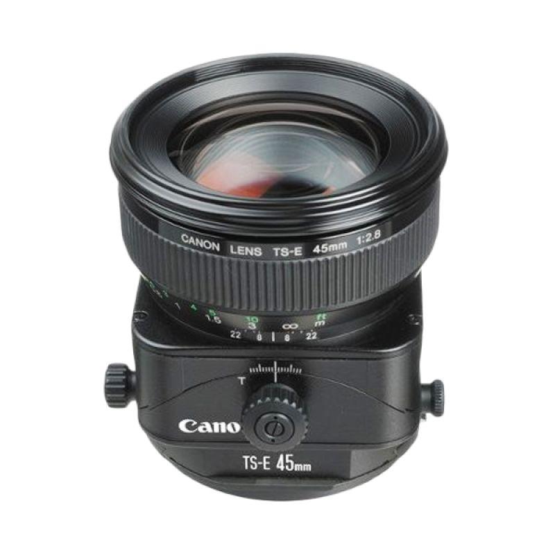 Canon TS-E 45mm f/2.8 Lensa Kamera