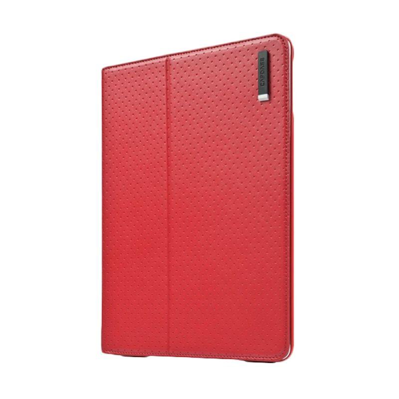 Capdase Folder Case Folio Dot Merah Casing for iPad Mini