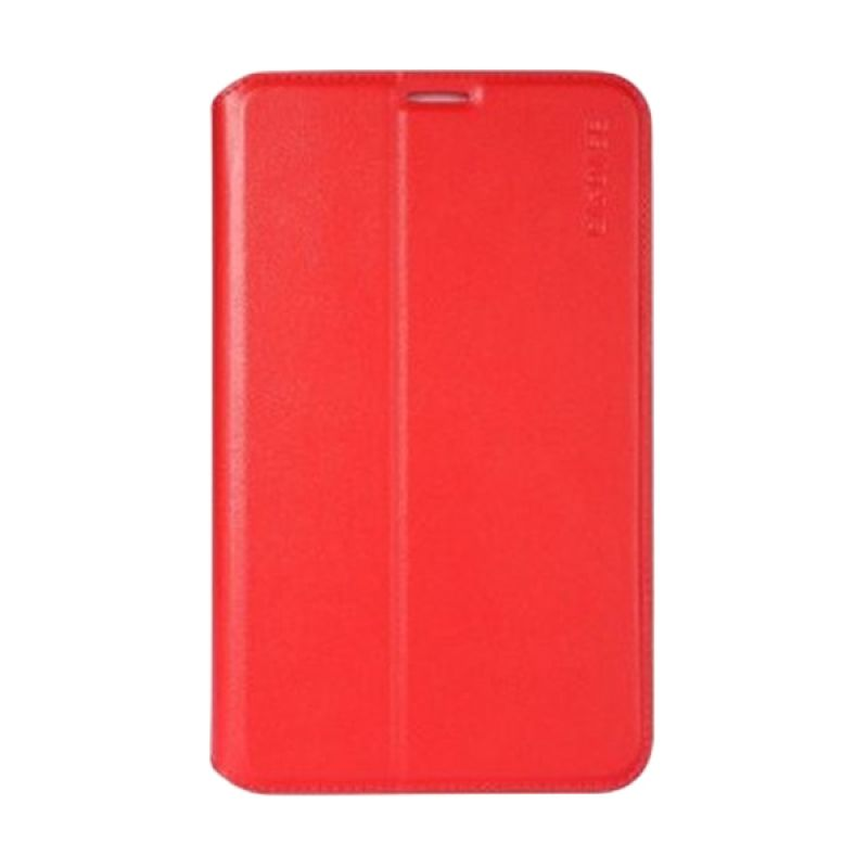 Capdase Folder Flip Jacket Merah Casing for Galaxy Tab 3 [7.0 Inch]