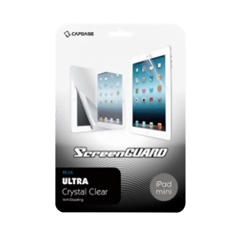 Capdase Screen Protector Klia for iPad Mini