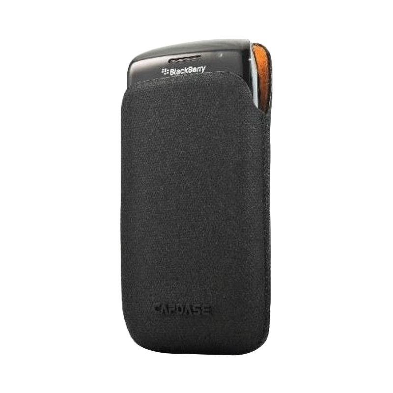Capdase Smart Pocket Black Casing for Blackberry 9860