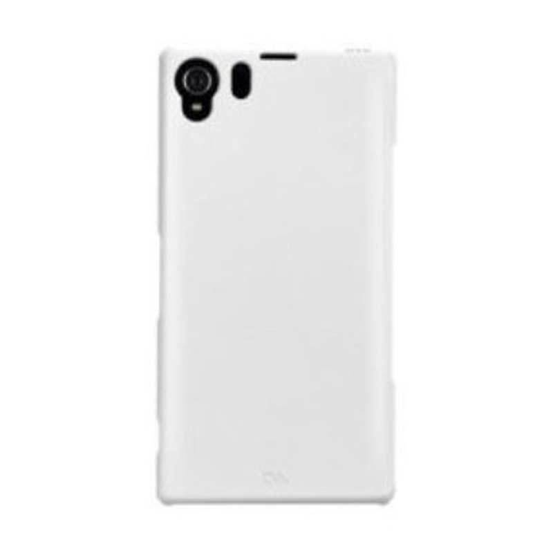 CaseMate Barely There White Casing for Xperia Z1 Compact