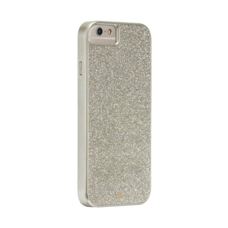 CaseMate Glam Champagne Gold Casing for iPhone 6
