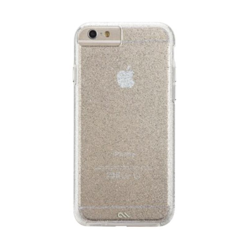 CaseMate Sheer Glam Champagne Casing for iPhone 6
