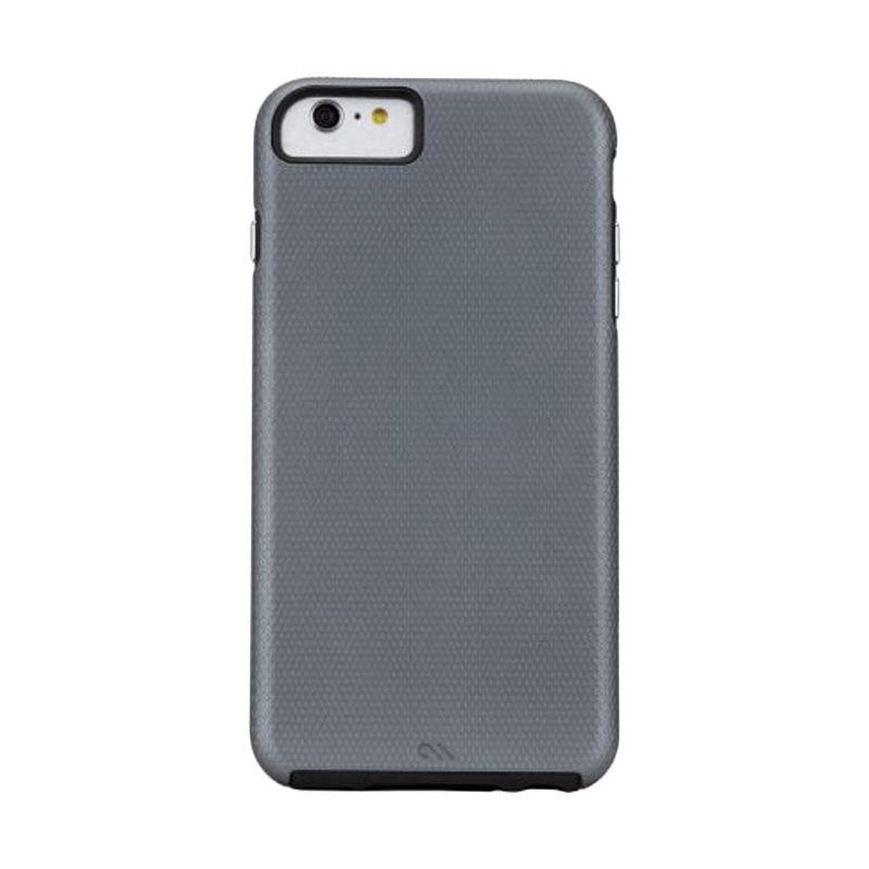 CaseMate Tough Abu-abu Casing for iPhone 6 Plus