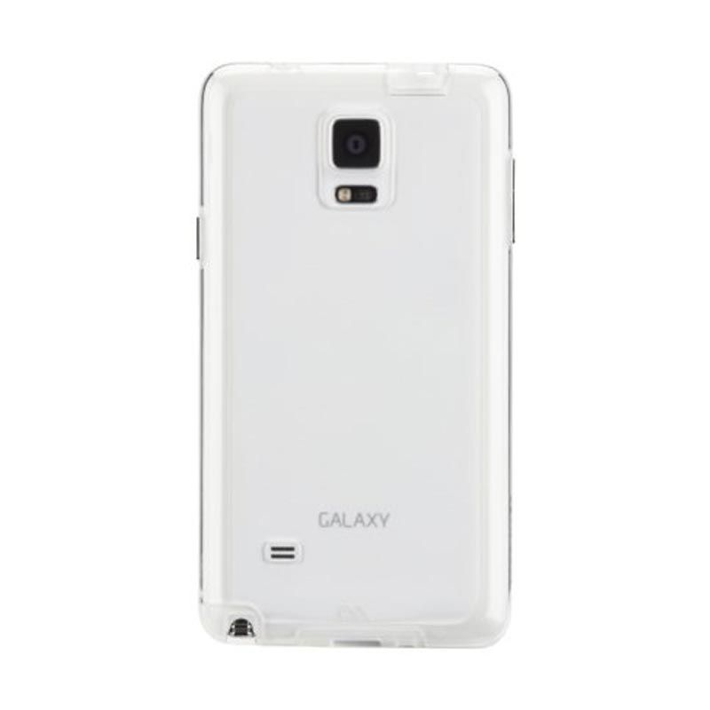 CaseMate Tough Naked Clear Casing for Samsung Galaxy Note 4
