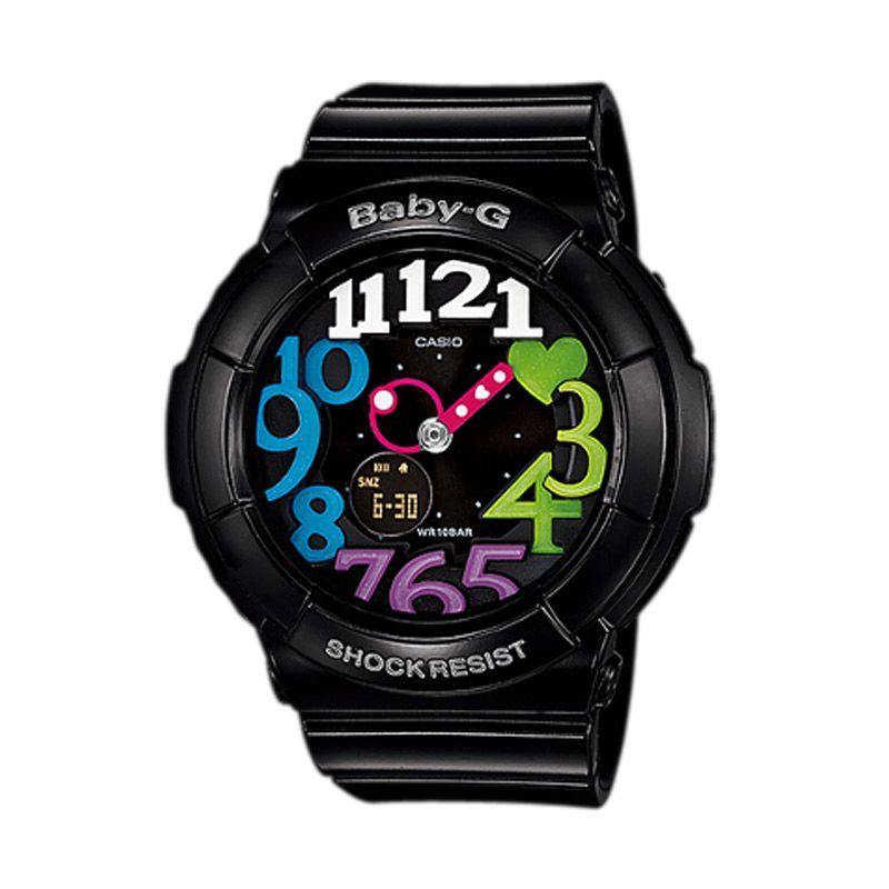 Casio Baby G BGA-131-1B2DR Hitam Jam Tangan Wanita