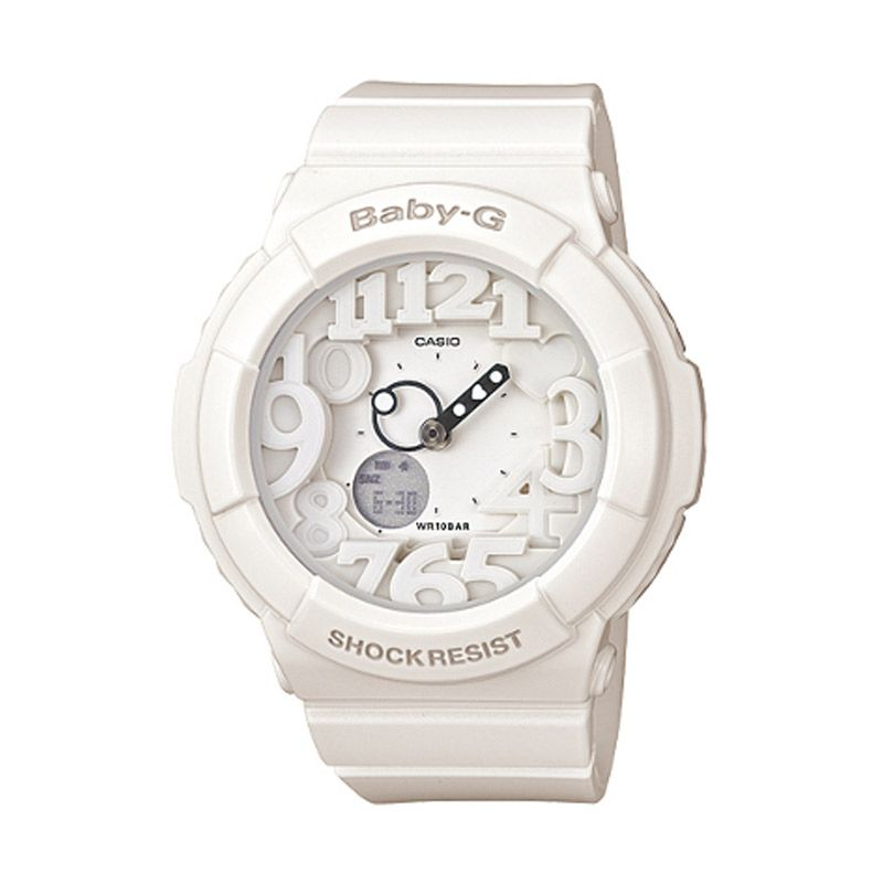 Casio Baby G BGA-131-7BDR Putih Jam Tangan