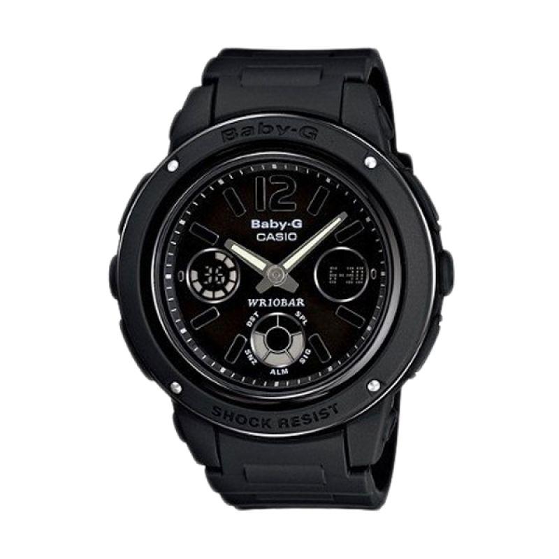 Casio Baby-G BGA-151-1BDR Black Jam Tangan Wanita