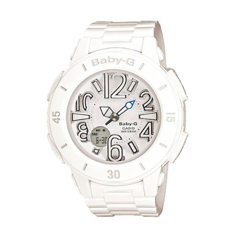 Casio Baby G BGA-170-7B1DR Putih Jam Tangan Wanita