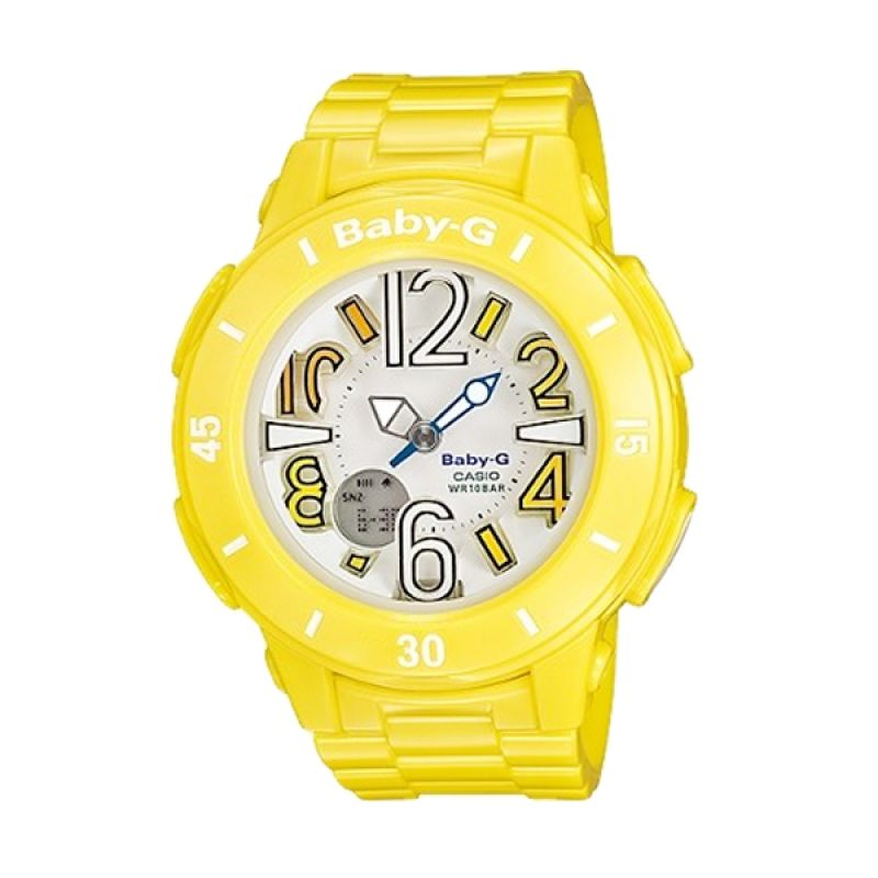 Casio Baby G BGA-170-9BDR Kuning Jam Tangan Wanita