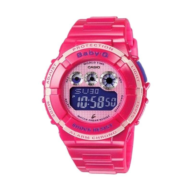 Casio Baby-G BGD-121-4DR Pink Jam Tangan Wanita