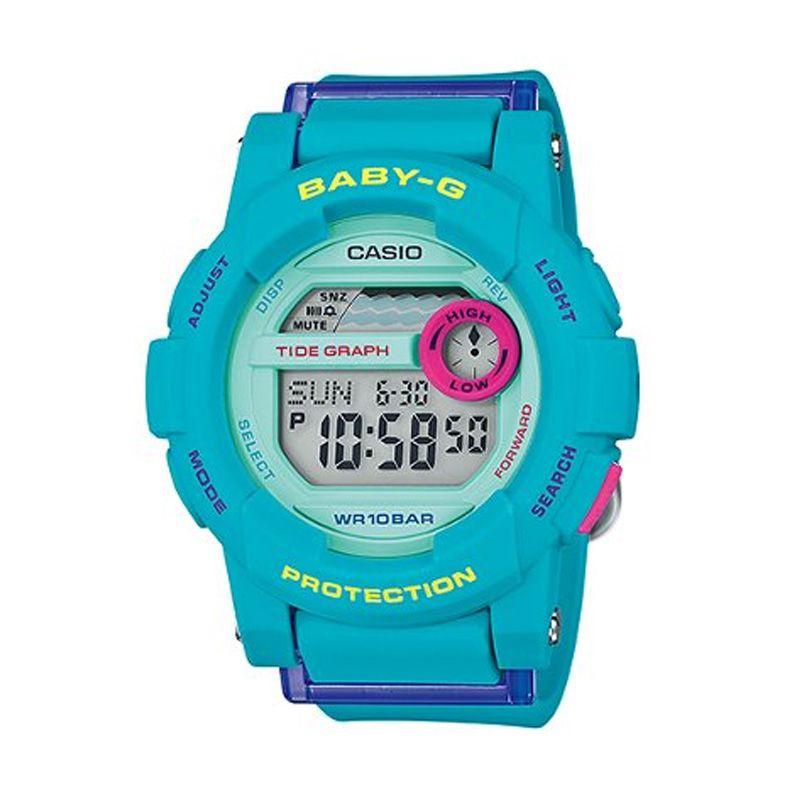 Casio Baby G BGD-180FB-2DR Jam Tangan Wanita