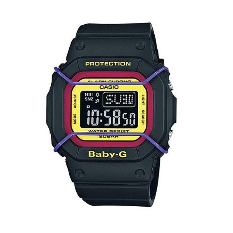 Casio Baby G BGD-501-1BDR Hitam Jam Tangan Wanita