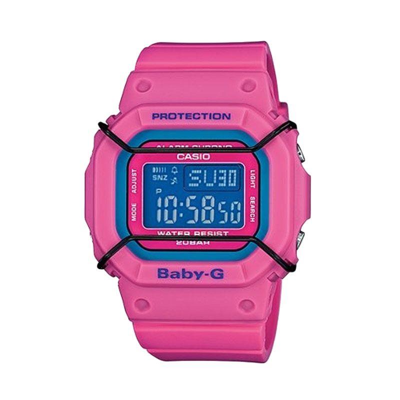 Casio Baby G BGD-501-4DR Pink Jam Tangan Wanita