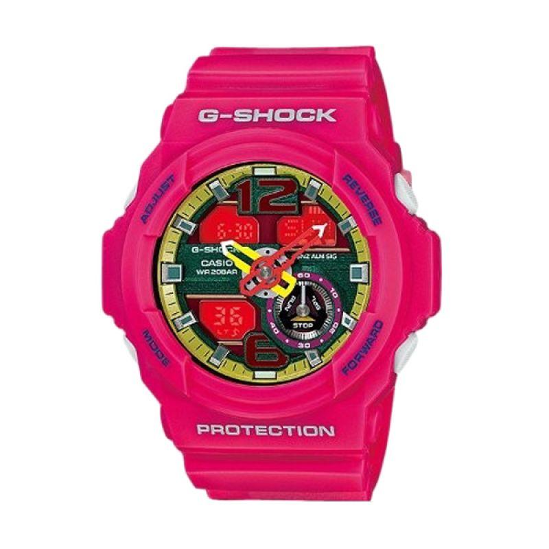 CASIO G-Shock GA-310-4ADR Pink Jam Tangan Pria