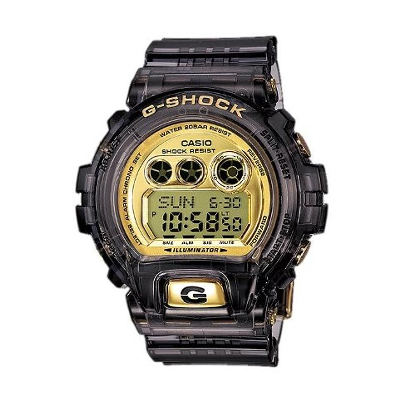 Casio G Shock GD-X6900FB-8DR Grey Jam Tangan Pria
