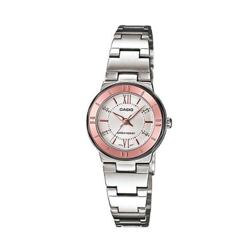 Casio Ladies Analog LTP-1368D-7ADF Jam Tangan Wanita