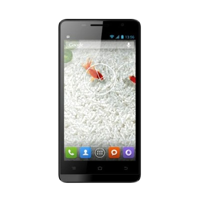Evercoss A26C Grey Smartphone [Dual SIM/4GB]