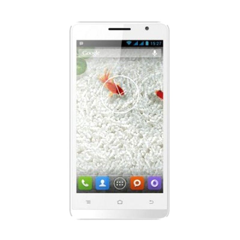 Evercoss A26C Putih Smartphone [Dual SIM/4GB]