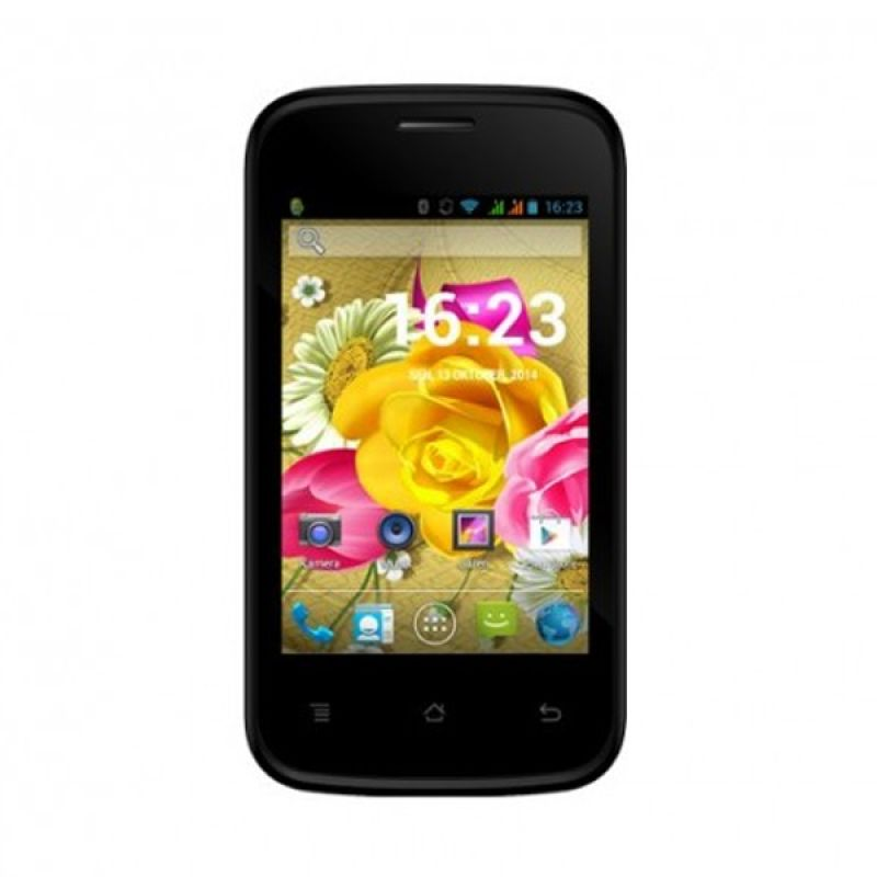 Evercoss A33A Grey Smartphone [Dual SIM]