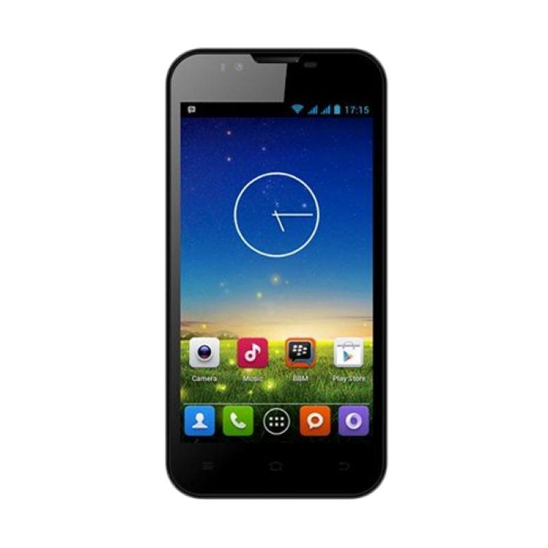 Evercoss A7V Plus Hitam Smartphone [8 GB]