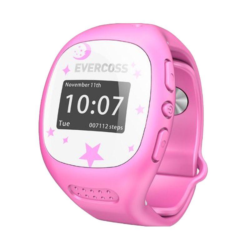 Evercoss J1 Pink Smartwatch