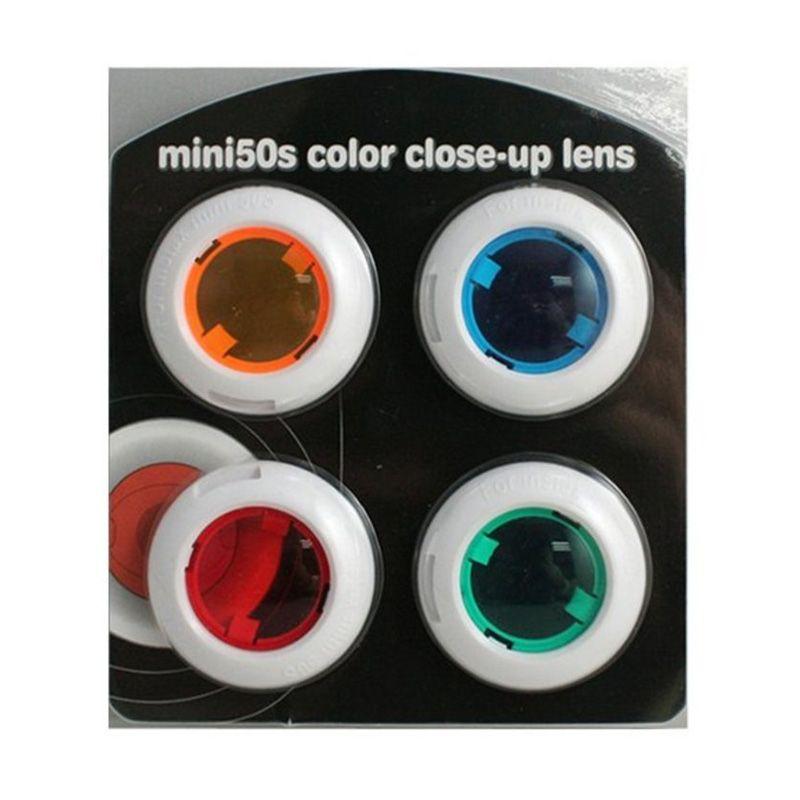 Fujifilm Color Close-up Lens For Instax Mini