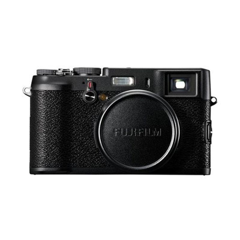 Fujifilm Finepix X100 Hitam Limited Edition Kamera Mirrorless