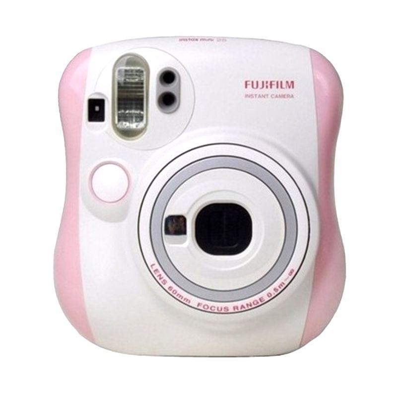 Fujifilm instax mini 25 Pink Kamera Pocket
