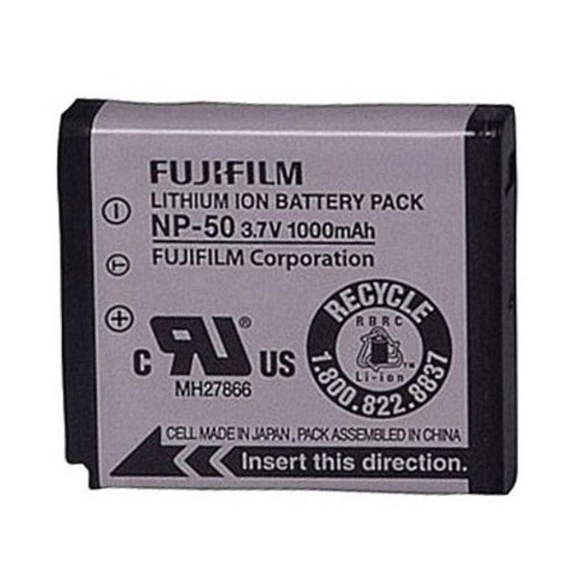 FujiFilm NP-50 Putih Baterai Kamera