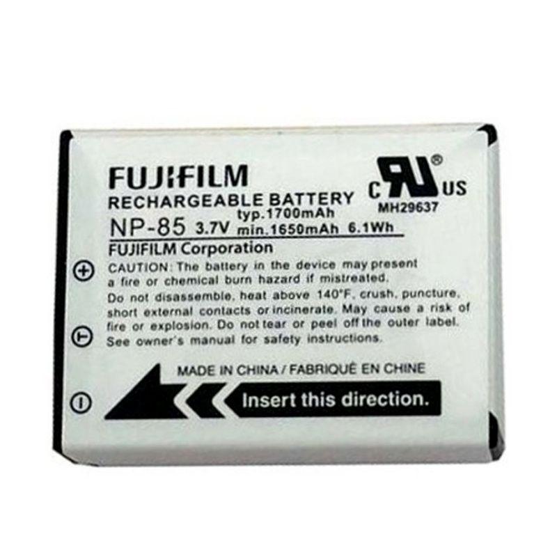 Fujifilm NP-85 W Putih Baterai Kamera