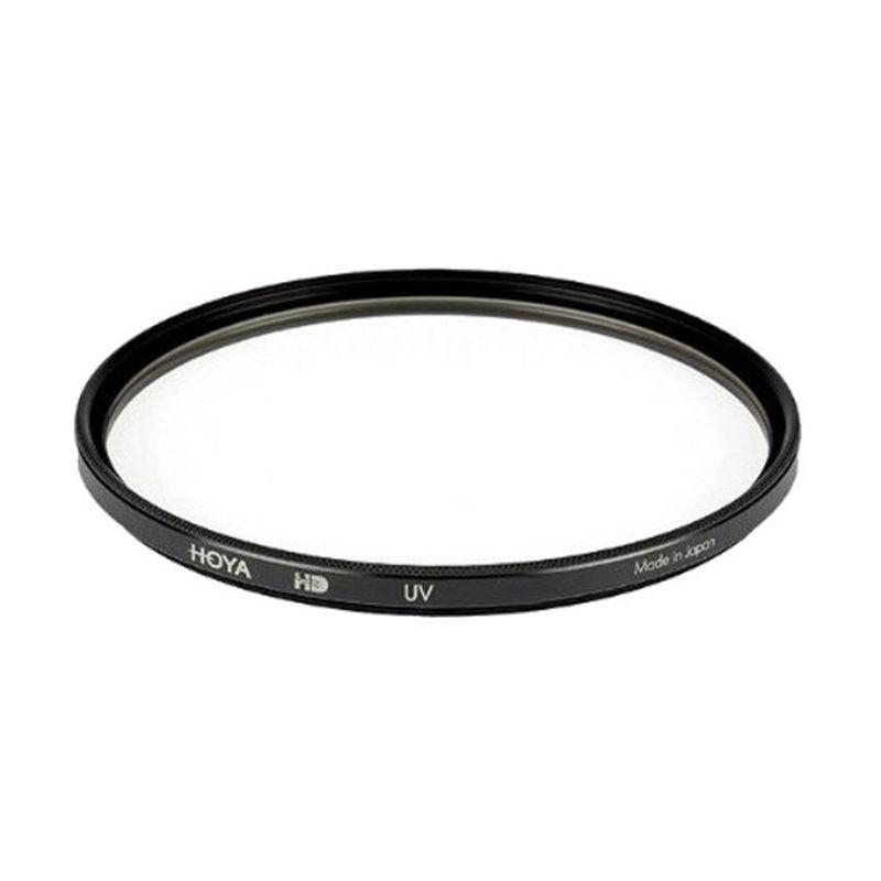 Hoya 72mm HD UV Hitam Filter Lensa Camera