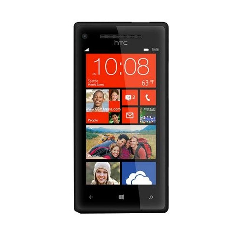 HTC Windows Phone 8X C620E Hitam Smartphone