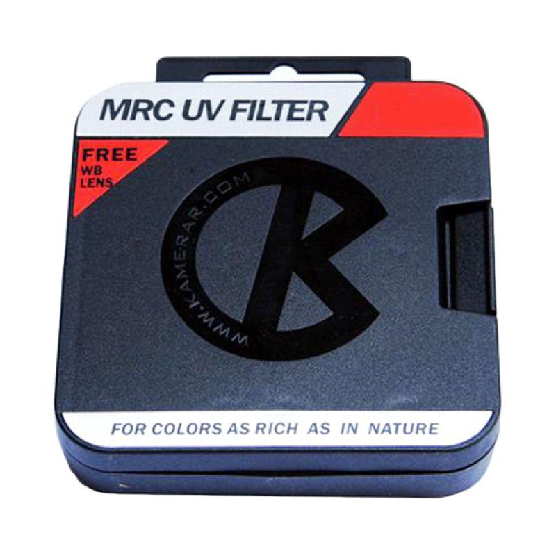Kamerar MRC UV 52 mm Filter Lensa
