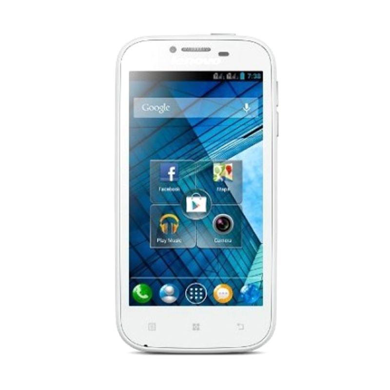 Lenovo A706 Putih Smartphone