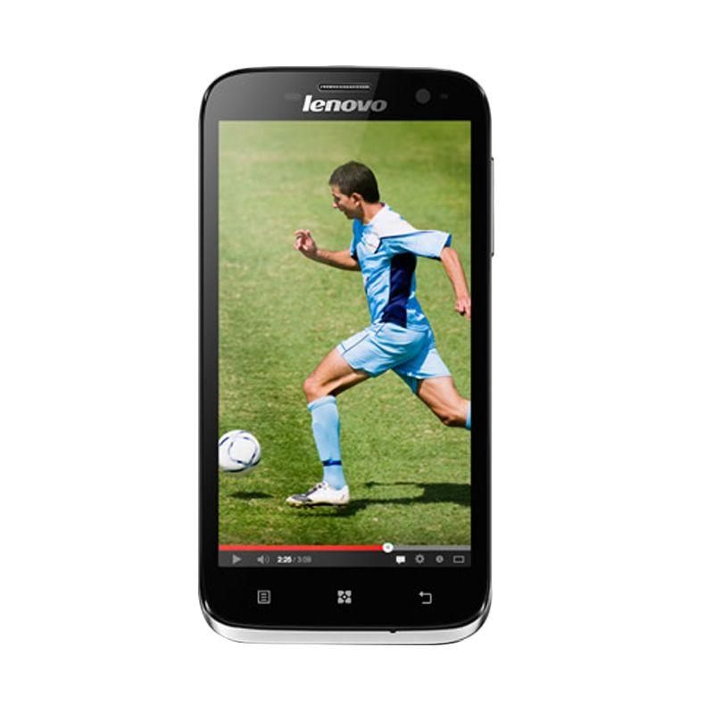 Lenovo A859 Putih Smartphone